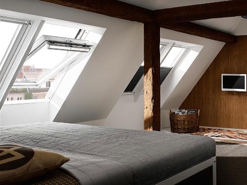 création de fenêtre de toit VELUX® dans le pays de Gex