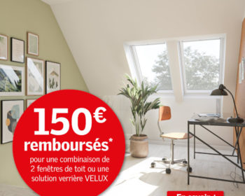 offre promotionnelle VELUX 2021